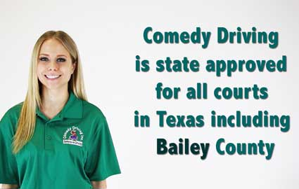 Bailey County Texas Defensive Driving