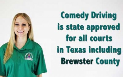 Brewster County Texas Defensive Driving