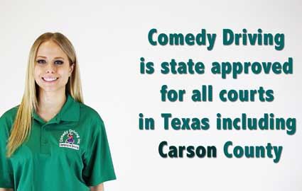 Carson County Texas Defensive Driving