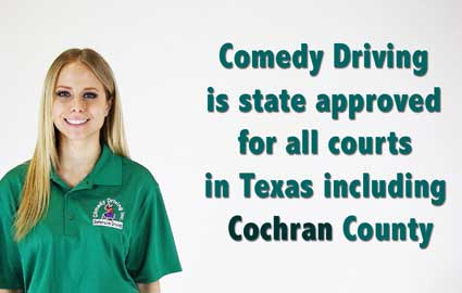 Cochran County Texas Defensive Driving
