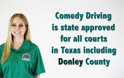 Donley County Texas Defensive Driving