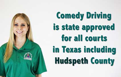 Hudspeth County Texas Defensive Driving