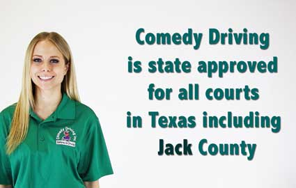 Jack County Texas Defensive Driving