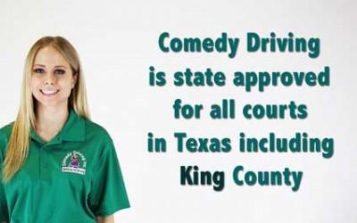 King County Texas Defensive Driving