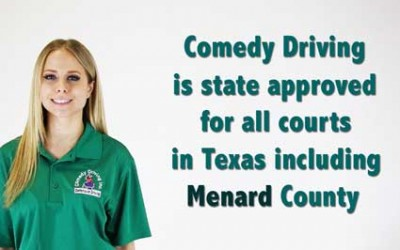 Menard County Texas Defensive Driving