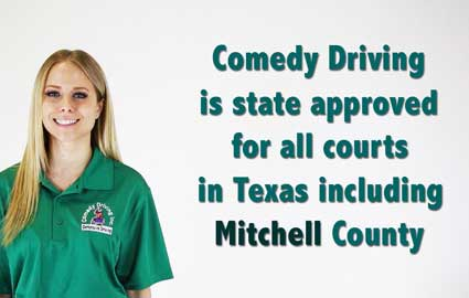 Mitchell County Texas Defensive Driving