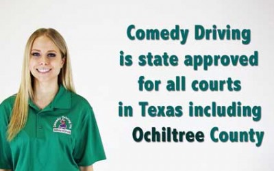 Ochiltree County Texas Defensive Driving