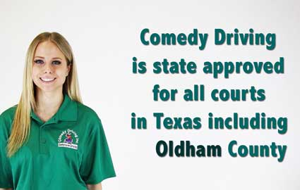 Oldham County Texas Defensive Driving