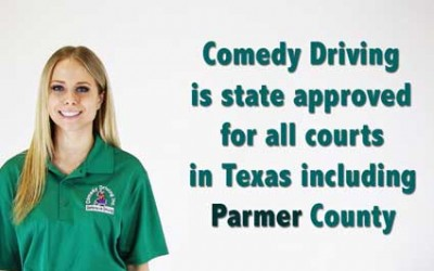 Parmer County Texas Defensive Driving
