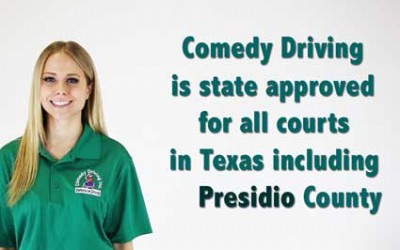Presidio County Texas Defensive Driving