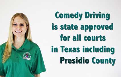 Presidio County Texas Defensive Driving