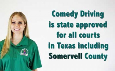 Somervell County Texas Defensive Driving