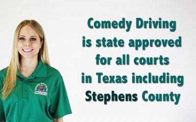 Stephens County Texas Defensive Driving