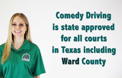 Ward County Texas Defensive Driving