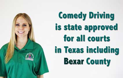 Bexar County Texas Defensive Driving