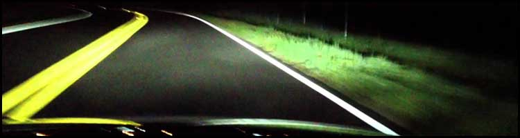 Driving With Headlights