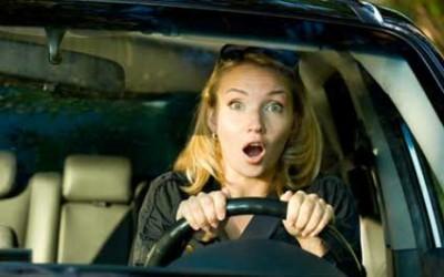 Driving Paranoid