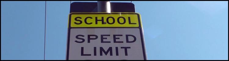 Driving In School Zones 750