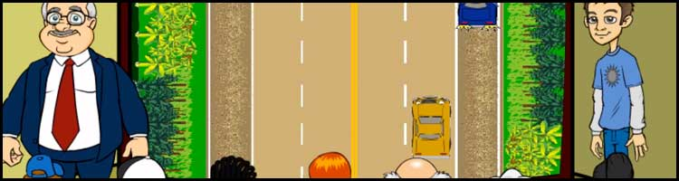 Humorous Defensive Driving Course in Texas