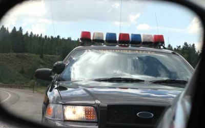 What to do if you get pulled over in Texas