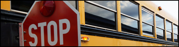 School Bus Safety - 750