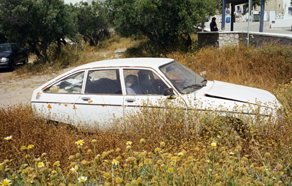 Texas Abandoned Vehicles Defined