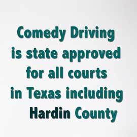 Hardin County Texas Defensive Driving