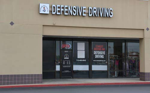 Defensive Driving Humble Texas