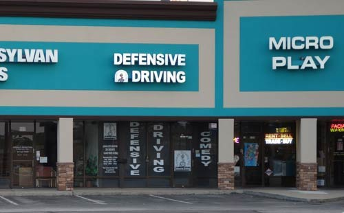 Defensive Driving League City, TX