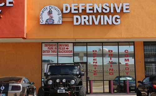 Defensive Driving Katy, TX