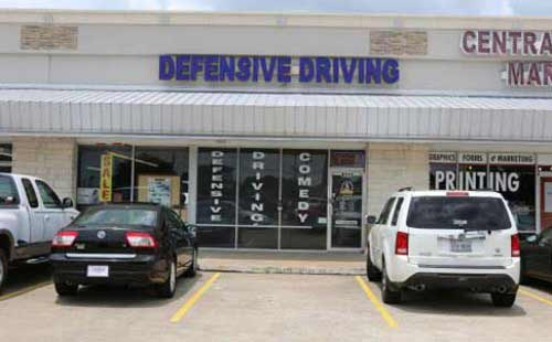 Defensive Driving Willowbrook, TX