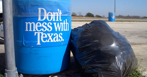 Littering In Texas Fine For Littering In Texas Comedy