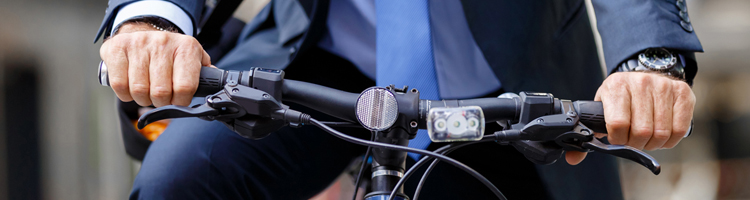No Sweat Smart Bicycle Header